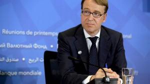 Bundesbank-Präsident Jens Weidmann verteidgt die Geldpolitik der Europäischen Zentralbank.