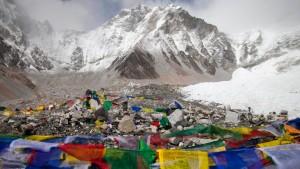 Aufstand am Mount Everest