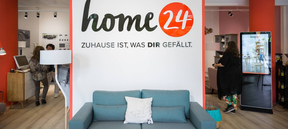 Möbel Start Up Home 24 Will An Die Börse