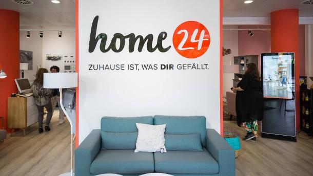Börsengang soll Home24 mindestens 150 Millionen Euro bringen