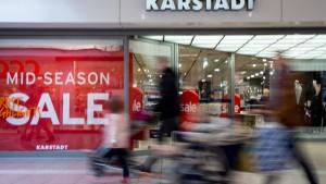 Streit um Karstadt-Sanierung