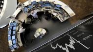 Dax bricht nach negativer Wall-Street-Eröffnung ein
