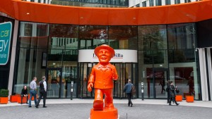 Hollands Banken zahlen hohe Zinsen