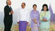 Malaysias First Lady jammert über den teuren Friseur