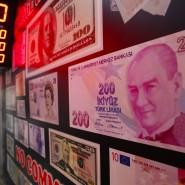 Angeschlagen: Die türkische Lira