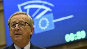 Juncker-Kommission berät über milliardenschweres Wachstumspaket