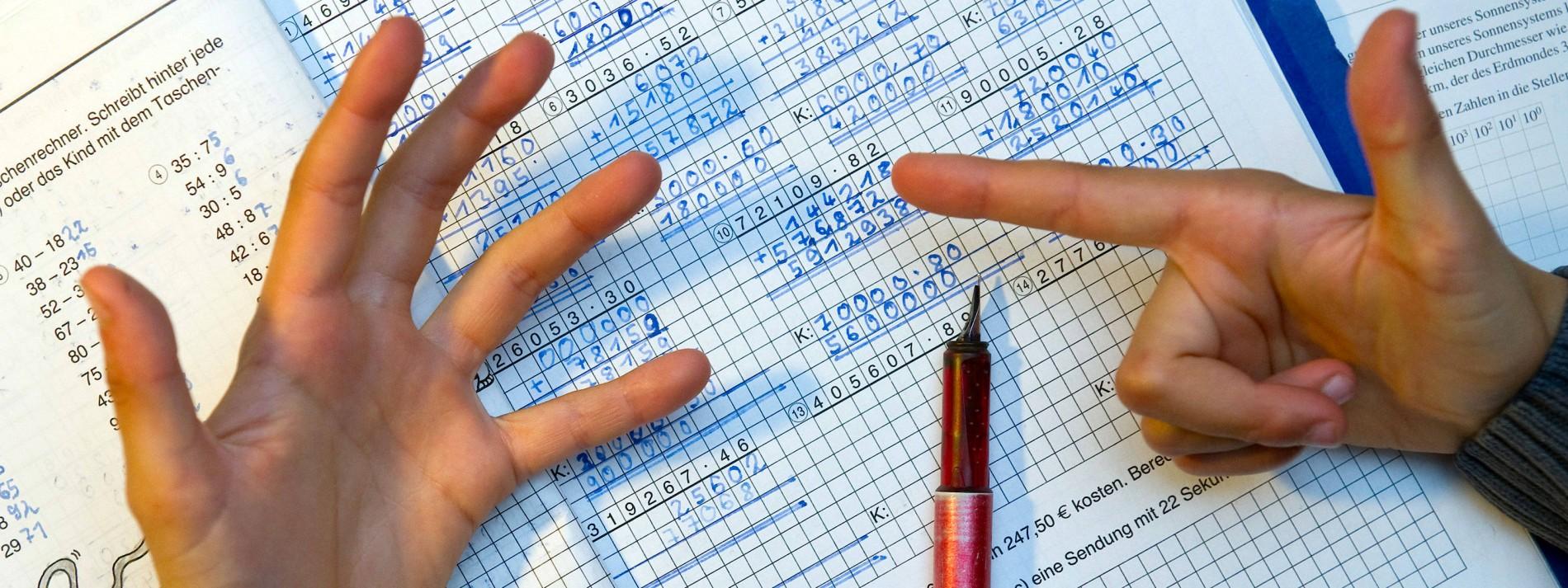 Mehr Mut zu Mathe