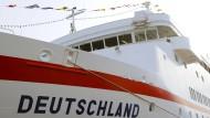 MS Deutschland droht Notverkauf