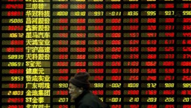 """""""Chinese Correction"""" der Aktienmärkte?"""