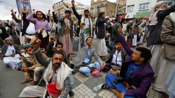 Jemen belastet Dax am Ende nur leicht