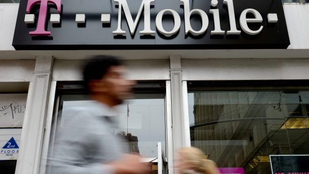Telekom offen für T-Mobile US-Verkaufsgespräch bei höherer Bewertung