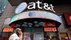AT&T gewinnt neue Handykunden