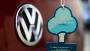 VW-Aktie verliert weitere 7 Prozent