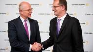 Trübe Aussichten für die Commerzbank