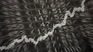 An der Börse wartet man ab