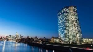 Die EZB wird den Einlagensatz erhöhen