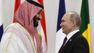 Der Dreikampf um den Ölpreis