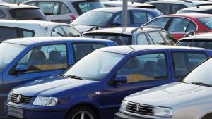 Wie lang darf ein Gebrauchtwagen stehen?