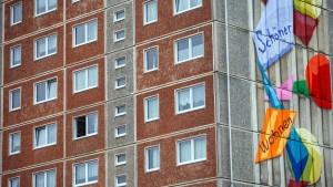 Regierung will sozialen Wohnungsbau ankurbeln