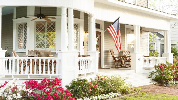 Der amerikanische Häusermarkt blüht wieder auf