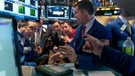 Hedgefonds leiden unter Marktturbulenzen