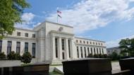 Im Blick der Finanzmärkte: Die amerikanische Notenbank Federal Reserve