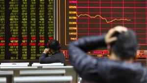 An Chinas Aktienmarkt nimmt die Skepsis zu