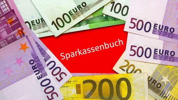 Deutsche Sparer so vermögend wie nie zuvor