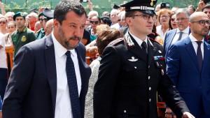 Italien taktiert mit der Migration