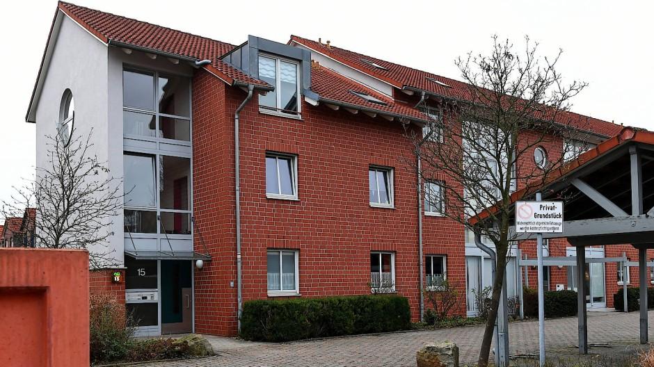 Besagtes, inzwischen bebautes Grundstück in Langenhagen bei Hannover