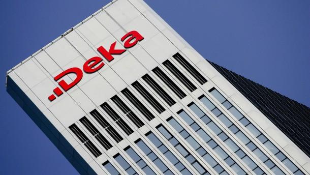 Sparkassen verschieben Deka-Dividende