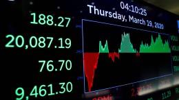 Nasdaq und Dow steigen auf Rekordstand