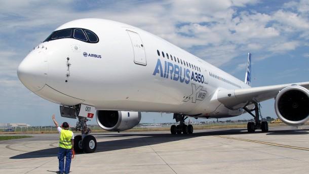 Airbus will Boeing mit A350-Langversion die Führung abnehmen