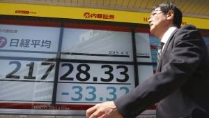 Japans Anleger suchen die schöne Harmonie