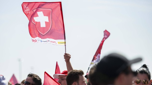 Höhenflug des Schweizer Franken