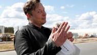 Für manche der Hexer: Tesla-Chef Elon Musk
