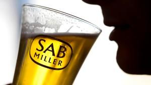 SABMiller will mit Foster's weiter wachsen