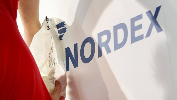 Nordex könnte erstmals Dividende zahlen