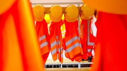 Auch Arbeiter auf Probe genießen Unfallschutz