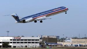 American Airlines fliegt von der Börse
