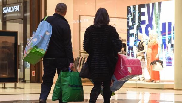 Schwache Konjunkturdaten ziehen Dax ins Minus