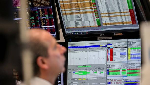 Anleger fürchten sich vor Corona-Folgen