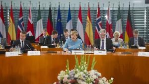Merkel trifft vor G-20-Gipfel Trump und Erdogan