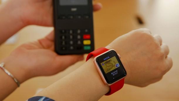 Apple Pay startet noch in diesem Jahr