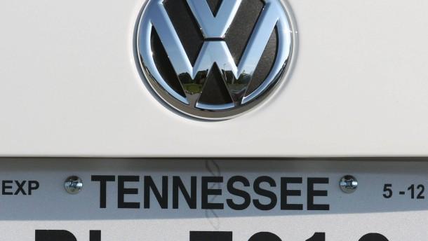 VW-Kernmarke schreibt in Vereinigten Staaten seit Jahren Verluste