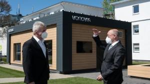 Immobilien-Deal treibt deutsches Fusionsgeschäft an
