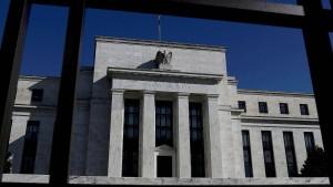 Fed bereitet Finanzmärkte auf weniger Anleihekäufe vor