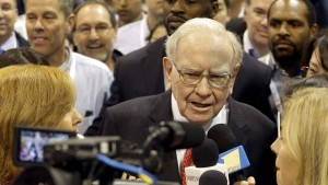 Warren Buffett geizt mit harten Zahlen
