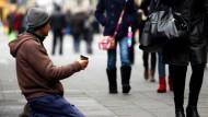 Vermögen in Deutschland besonders ungleich verteilt
