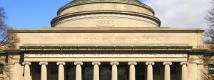 Ein Gebäude des Massachusetts Institute of Technology, MIT